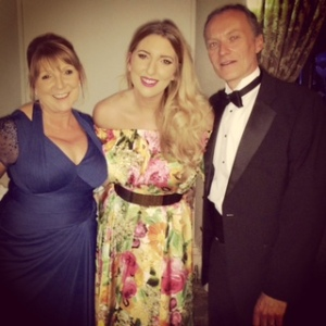 Me mum and dad