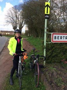 Sarah day 2 bike