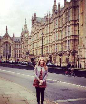 Houses of Parliament Brain Tumour Research Funding Debate